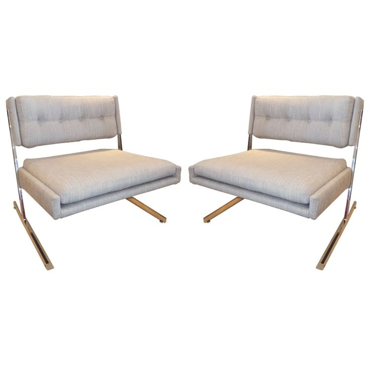 Pair Of Harvey Probber Chairs | From A Unique Collection Of Antique And  Modern Chairs At