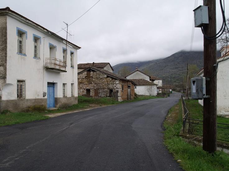 Road out of Vatohori