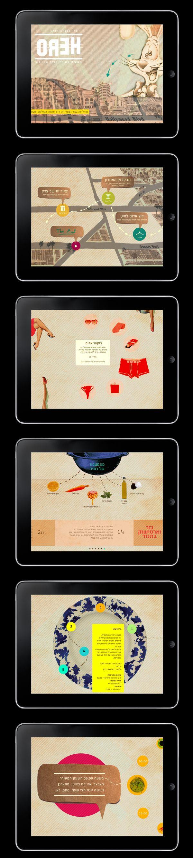 Roger Rabitt - City guide #MagPlanet #TabletMagazine #DigitalMag
