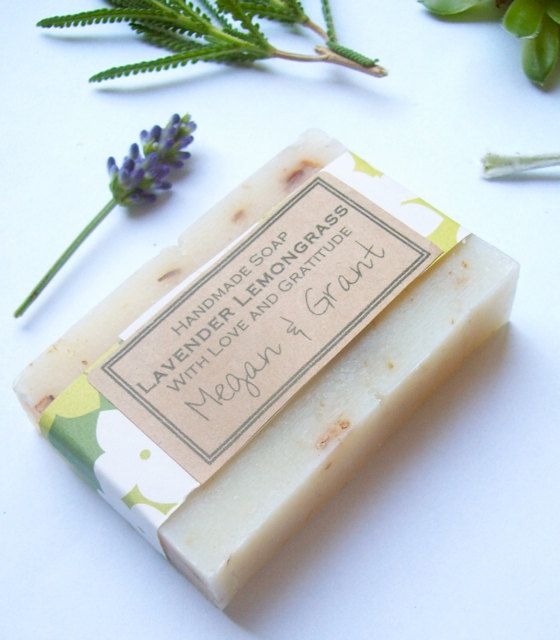 Eco Wedding or Shower Favor Handmade Soap 10 by LittleFlowerSoapCo, $35.00
