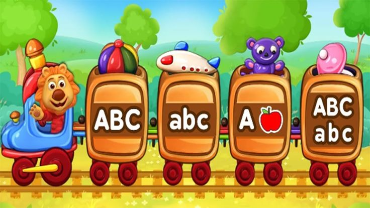 ABC Kids - The Alphabet Learn A to Z - Play and Learn ABC App for Kids 1