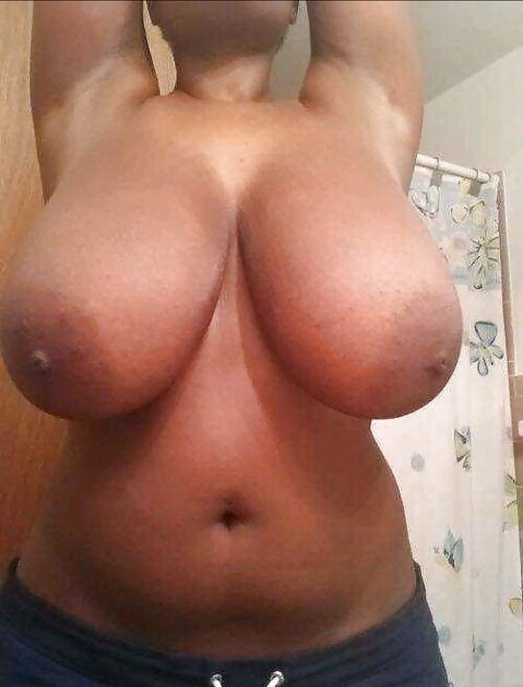 Big Black Female Boobies 40