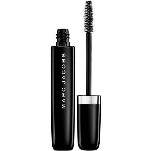 Marc Jacobs O!Mega Lash Volumzing Mascara - Marc Jacobs (96 ILS) ❤ liked on Polyvore featuring beauty products, makeup, eye makeup, mascara, beauty, fillers, marc jacobs and marc jacobs mascara