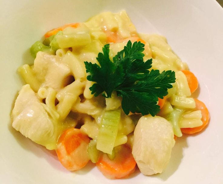 Recipe Chicken Noodle Yum! by ThermixalotBathurst - Recipe of category Soups