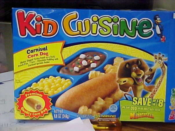 Kid Cuisine 90s Elementary School Pinterest Kid And
