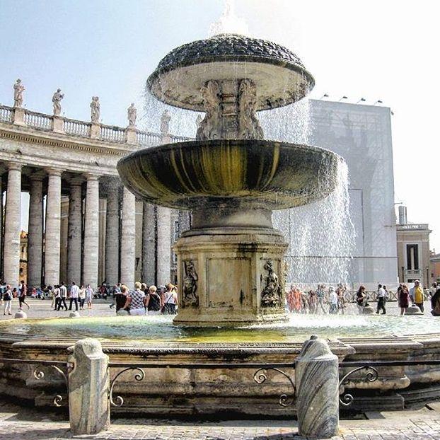 Piazza #SanPietro