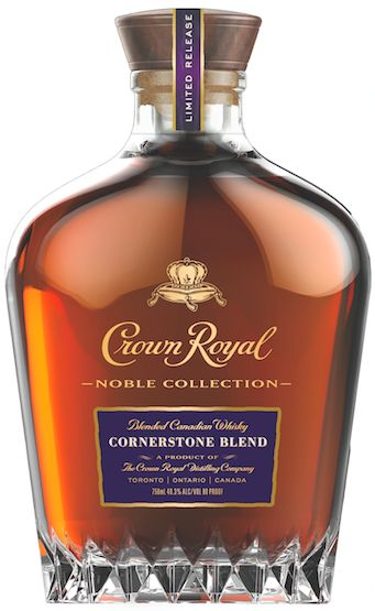 Crown Royal announces new Cornerstone Blend as the first #whisky in their Noble Collection line. #CrownRoyal #Whiskey | #BeverageDynamics Magazine