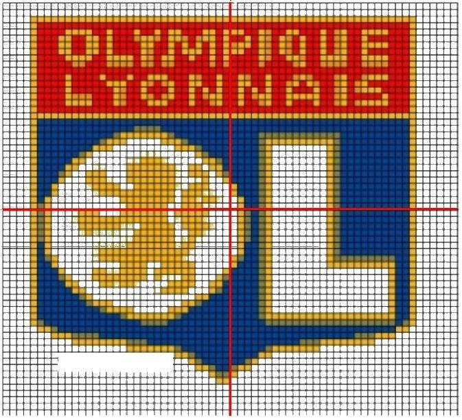 Pixel Art Logo Foot