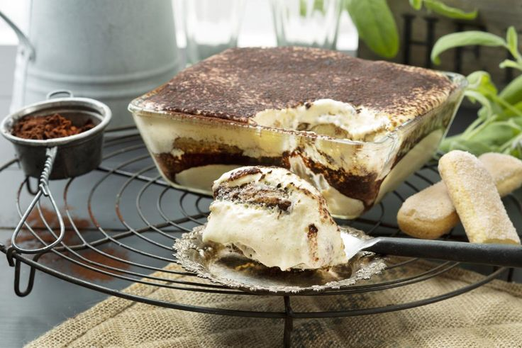 Her har du en enkel og nydelig oppskrift på den italienske klassikeren Tiramisu.