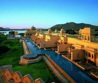Oberoi Udaivilas, India: Swimming Pools, Oberoi Udaivilas, Gardens Fountain, Udaipur, Swimming Suits, India, Travel, Places, Hotels