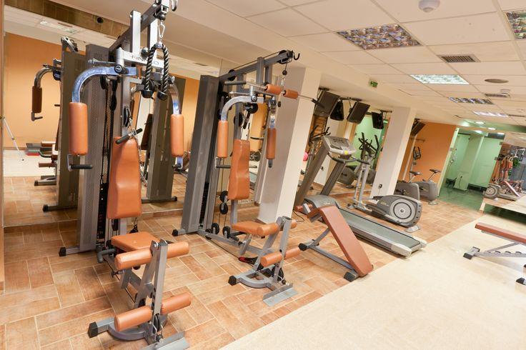 Kronos Hotel Gym