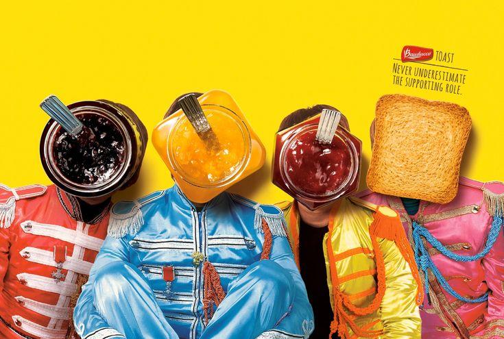 Bauducco Toast: Band