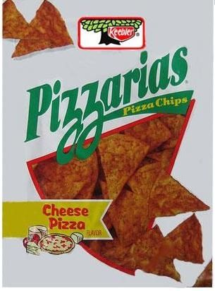 90's Food...Oh wow!!! I loved these chips couldn't get enough! Wish they would make these again!
