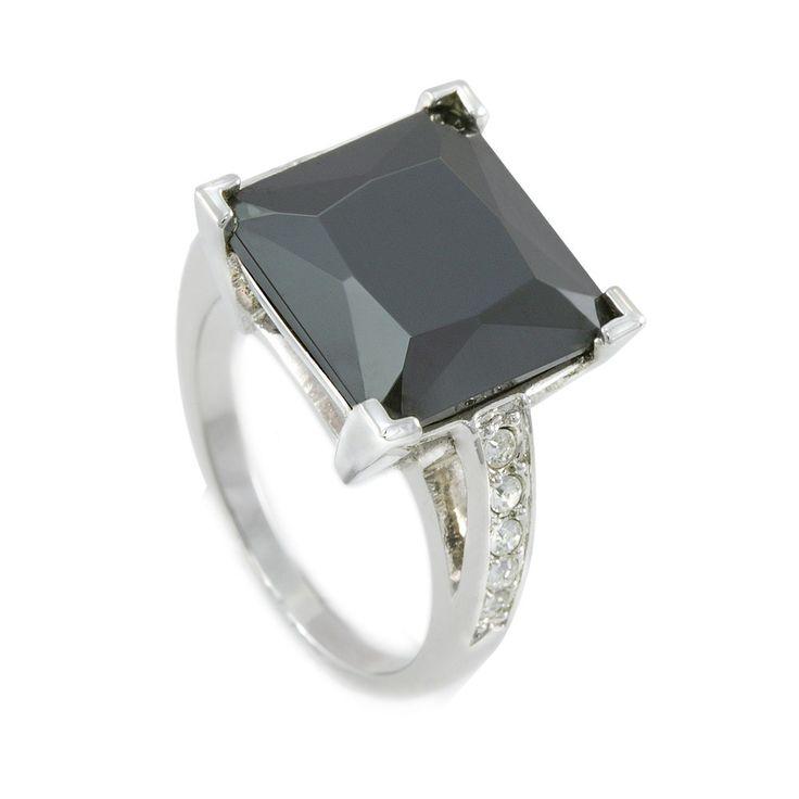 Gala Rhodium Ring