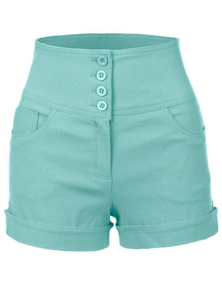 Short Modelos De Shorts Para DamasLaura Vestir w8Pk0On