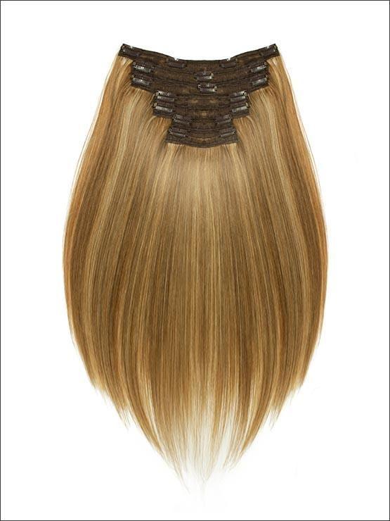 Seven Piece Hair Extensions 72