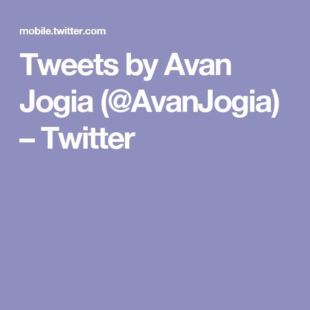 Tweets by Avan Jogia (@AvanJogia) – Twitter