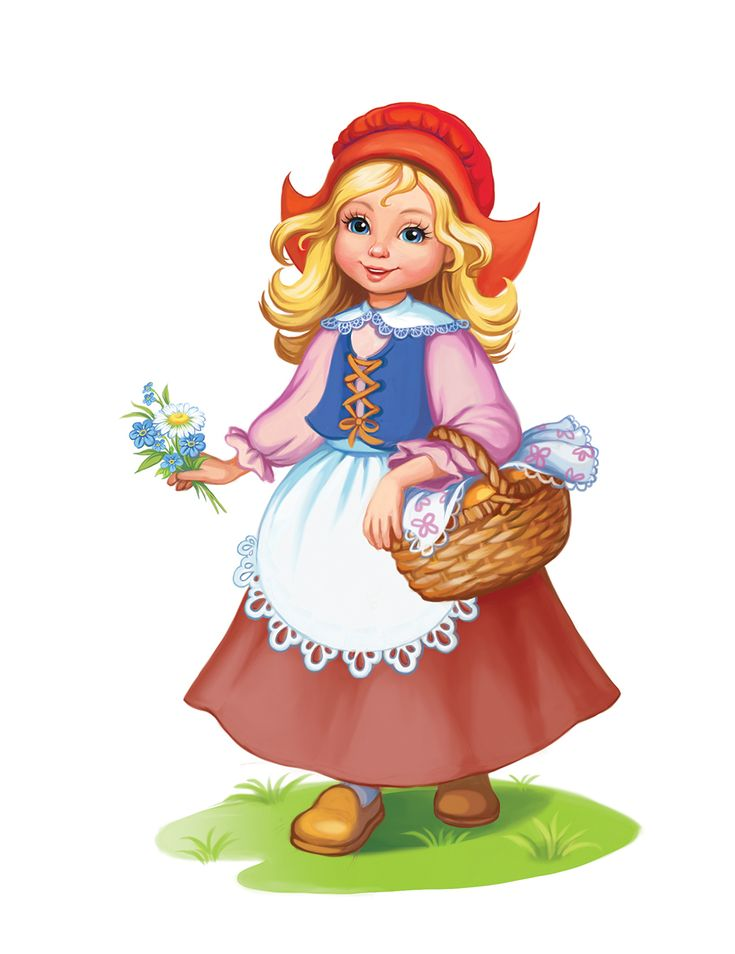 Картинки с персонажами сказок для детей