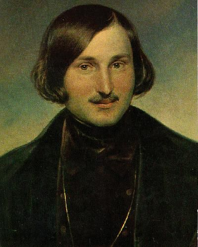Nikolai Gogol, 1809-1852, Russia.  Key works:  Marriage (1835); The Gamblers (1836); The Government Inspector (The Inspector General) (1836).