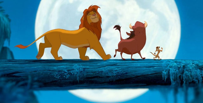 El Rey Leon gran estreno en Cuatro con  un 14,4% 2,8 millones de espectadores