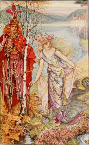 all the andrew lang fairy books online for free http://www.gutenberg.org/files/30580/30580-h/30580-h.htm#blue free audios for them here http://librivox.org/the-yellow-fairy-book-by-andrew-lang/ http://www.gutenberg.org/files/27826/27826-h/27826-h.htm