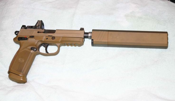 weapons silencer fnp - photo #3