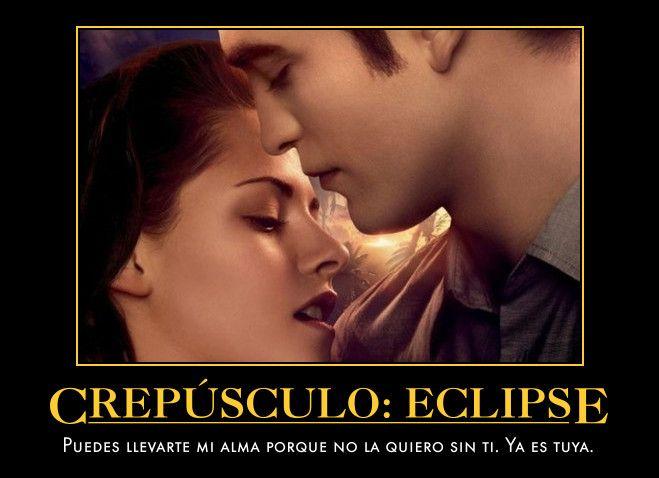 Frase de la pelicula Crepúsculo: Eclipse | Cinefila de Corazón ...