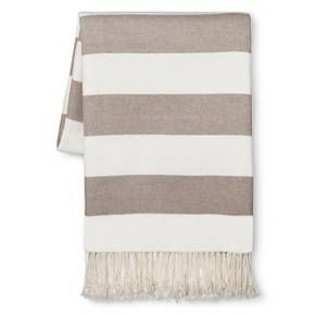 Stripe Throw Blanket - Threshold™ : Target