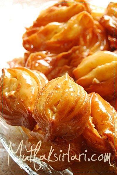 Kravat Tatlısı Tarifi | Mutfak Sırları - Yemek Tarifleri