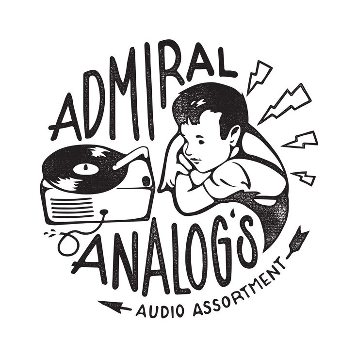 Admiral Analog's Audio Assortment
