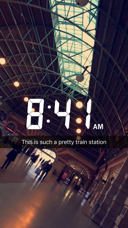 Central Station, Sydney, so pretty