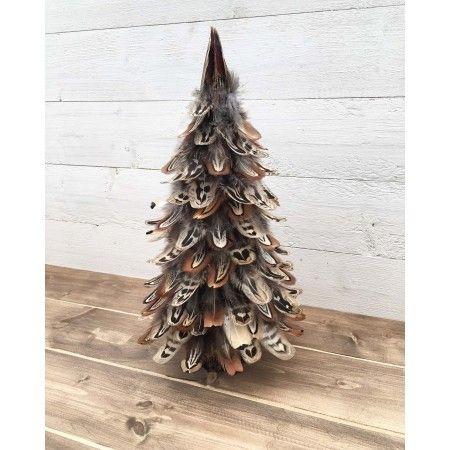 Pheasant Feather Tree - £35