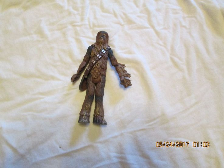 Star Wars The Empire Strikes Back Escape From Hoth Chewbacca Action Figure #Hasbro