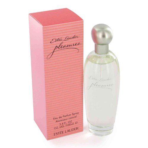 cool Pleasures By Estee Lauder For Women. Eau De Parfum Spray 3.4 Ounces