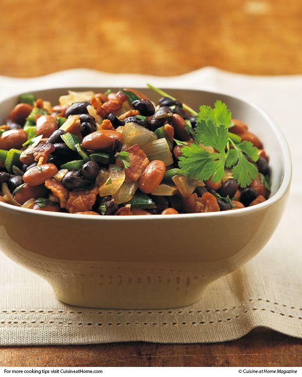 Frijoles Rancheros | Cuisine at home eRecipes