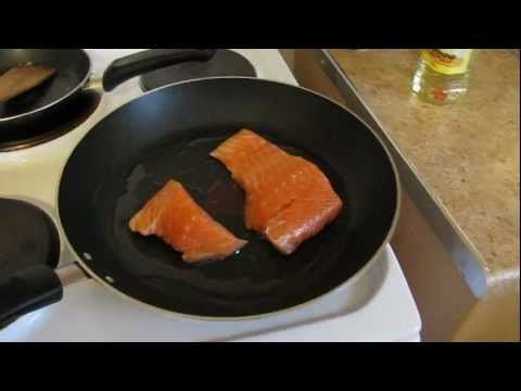 Salmon Fillet - Sunday Kitchen - How to cook salmon fillet (My own way)  In this video I cook Salmon Fillet.  http://LIFEWAYSVILLAGE.COM/cooking/salmon-fillet-sunday-kitchen-how-to-cook-salmon-fillet-my-own-way/