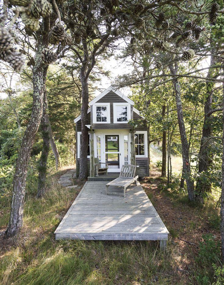 Gardenista Book Sneak Peek: The Architects' Studio on Cape Cod: Remodelista