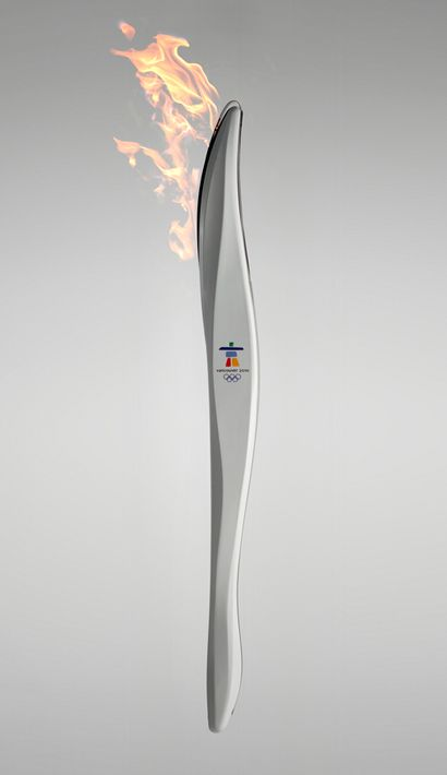 Vancouver 2010 Torch
