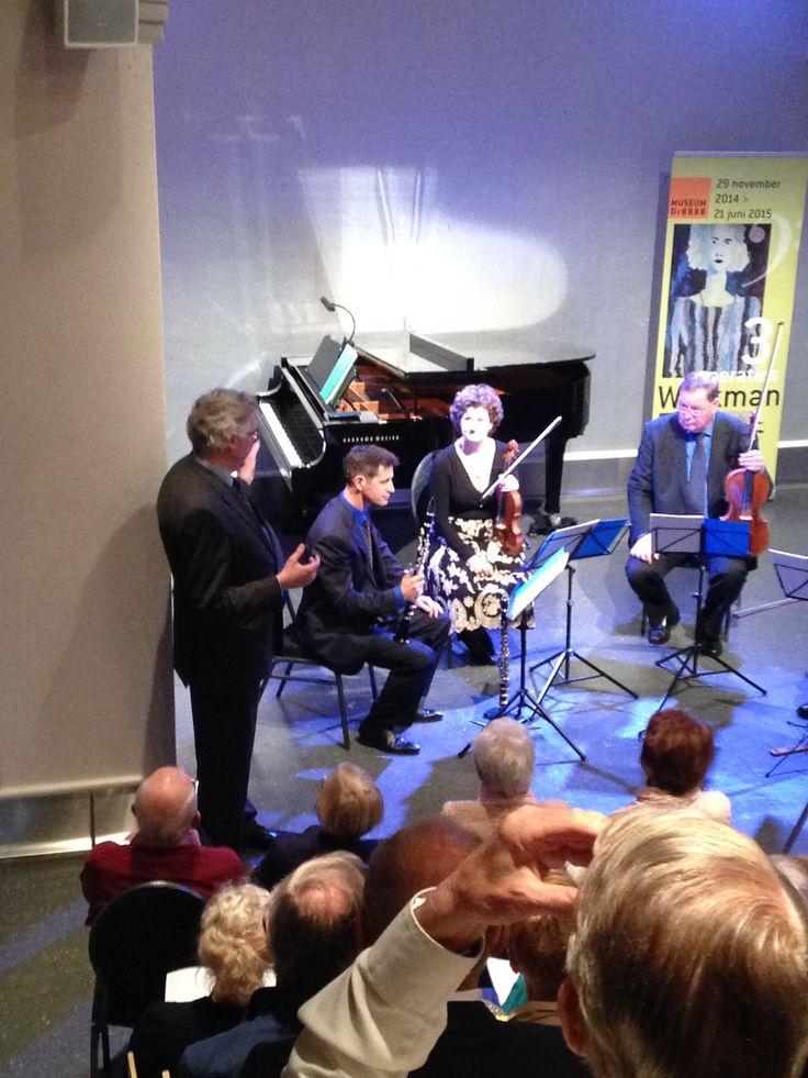 Concert Arne Werkman 2015-06-14