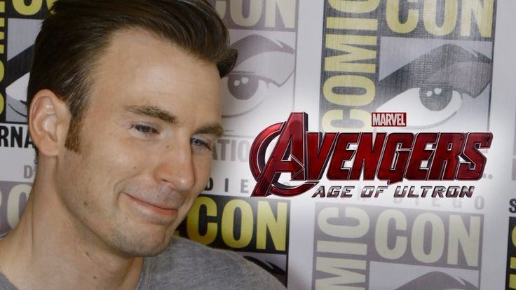 Chris Evans On Captain America's Role In Avengers 2 Age of Ultron - Clevver Movies
