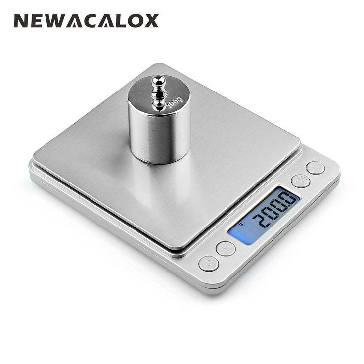 NEWACALOX Digital Pocket Scale     Tag a friend who would love this!     FREE Shipping Worldwide     Buy one here---> https://www.greatdealbazar.com/product/newacalox-digital-pocket-scale/
