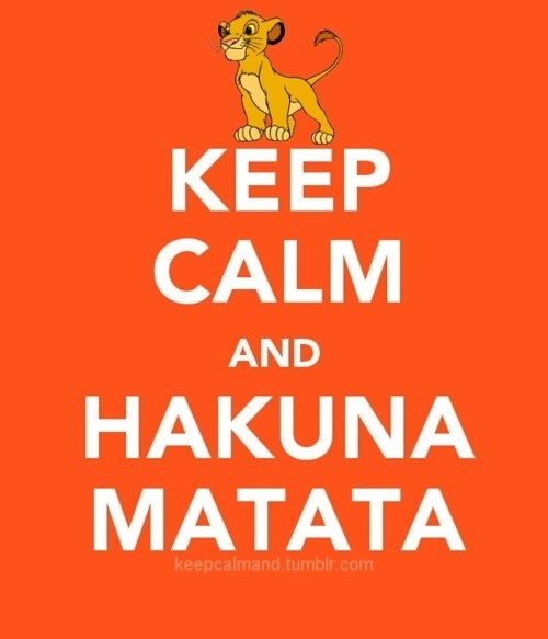 Keep Calm #Disney lion king # love the lion king