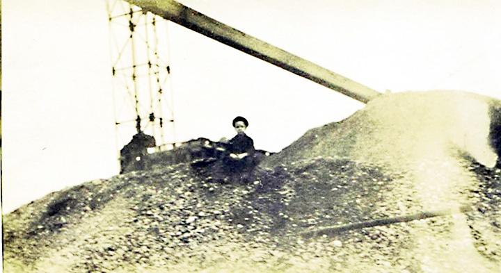 Hazards Of Coal Slag : Slag pile portrait macbeth pinterest