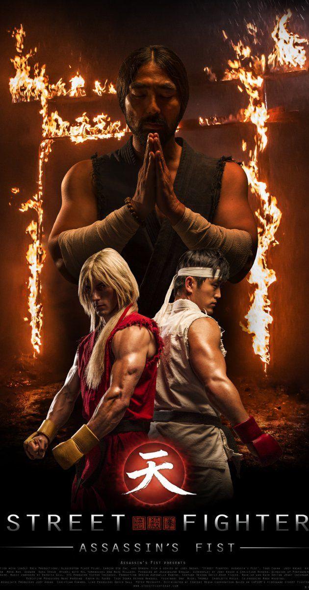 Street Fighter: Assassin's Fist (TV Series 2014– )