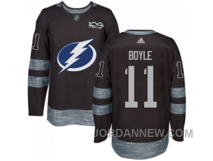 http://www.jordannew.com/tampa-bay-lightning-11-brian-boyle-black-19172017-100th-anniversary-stitched-nhl-jersey-super-deals.html TAMPA BAY LIGHTNING #11 BRIAN BOYLE BLACK 1917-2017 100TH ANNIVERSARY STITCHED NHL JERSEY ONLINE Only $35.00 , Free Shipping!