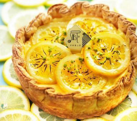PABLO、8月の新作は冷やして食べたい「さわやかレモンのチーズタルト」                              …