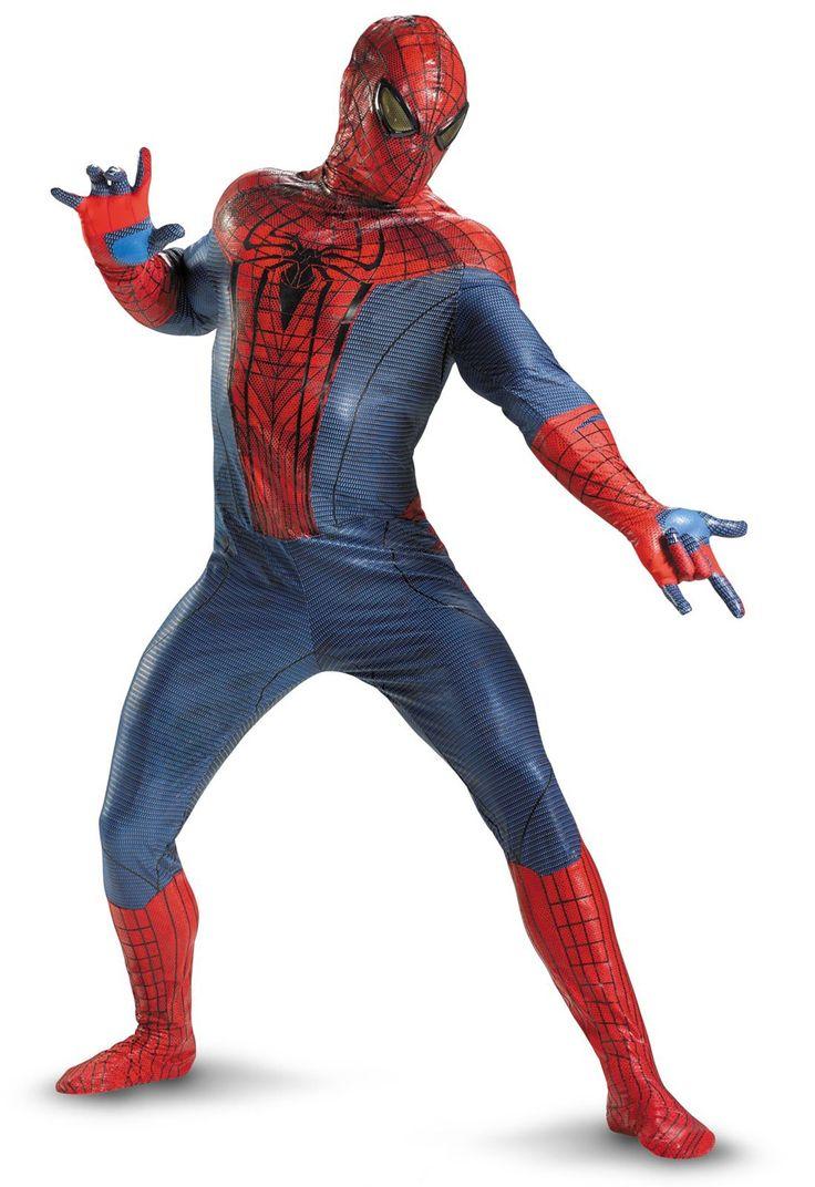 Best 25+ Spiderman costume replica ideas on Pinterest | Superhero ...