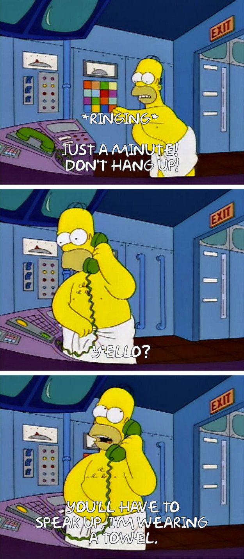 Bart simpson gets sucked