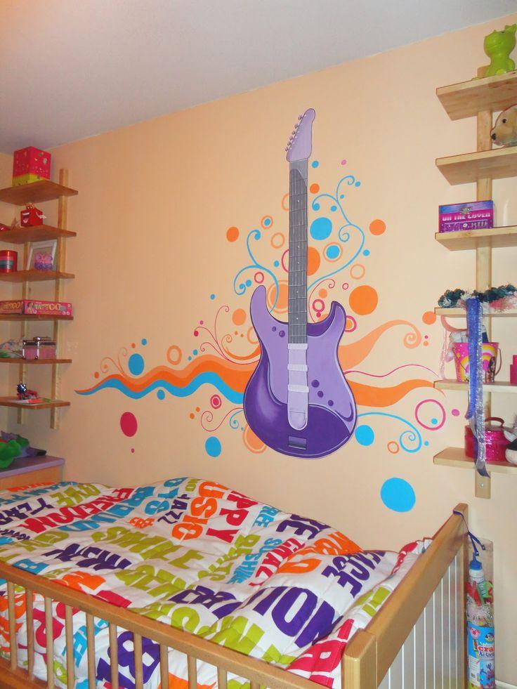 Habitaciones De Ni O Con Motivos Musicales Buscar Con