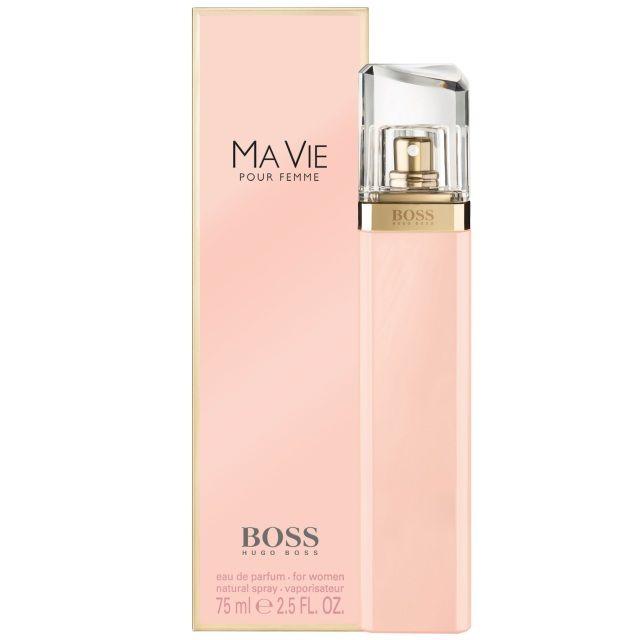 Nez de Luxe — blog i opinie o perfumach: Hugo Boss Ma Vie Pour Femme